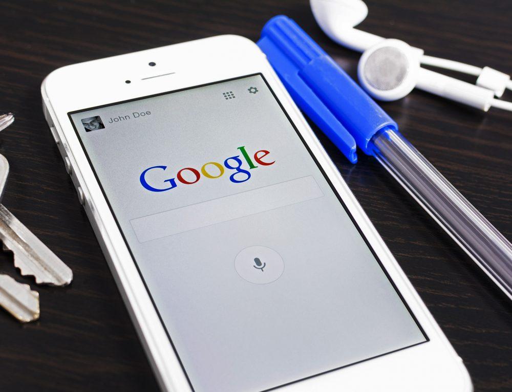 Le nouvel algorithme 'mobile-friendly' de Google va pénaliser les sites non compatibles mobile.