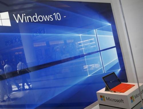Windows 10: ne vous précipitez pas.