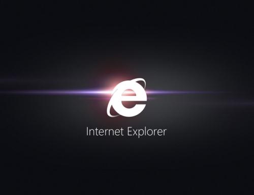 Internet Explorer: fin du support pour les versions 8, 9 et 10