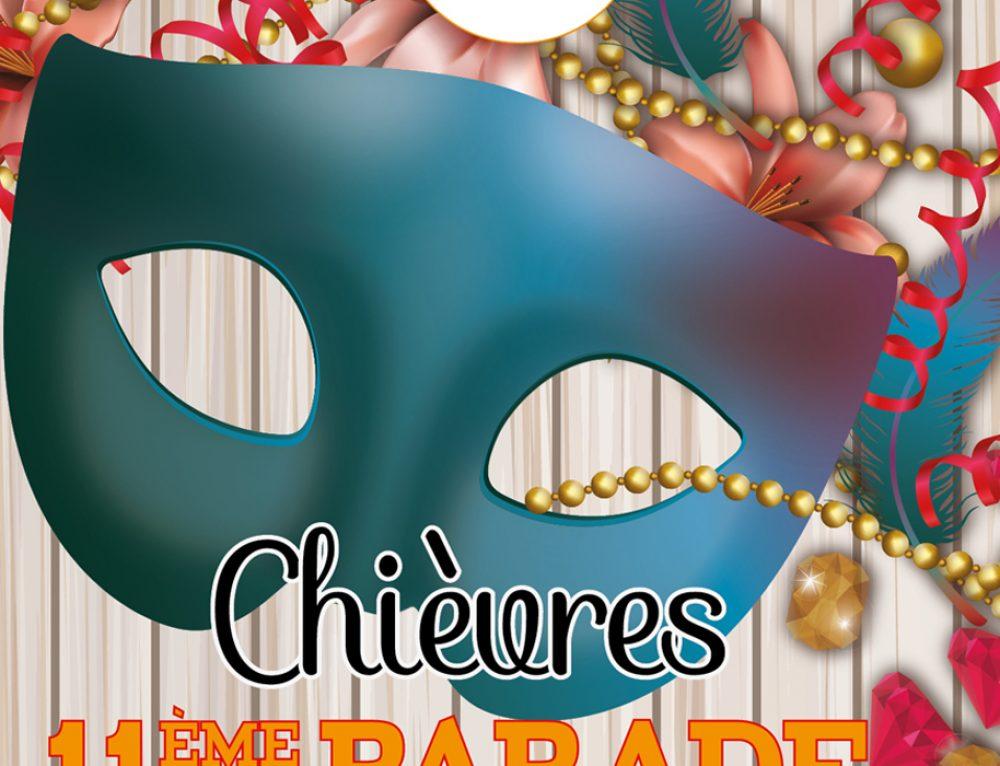 Carnaval Chièvres 2017