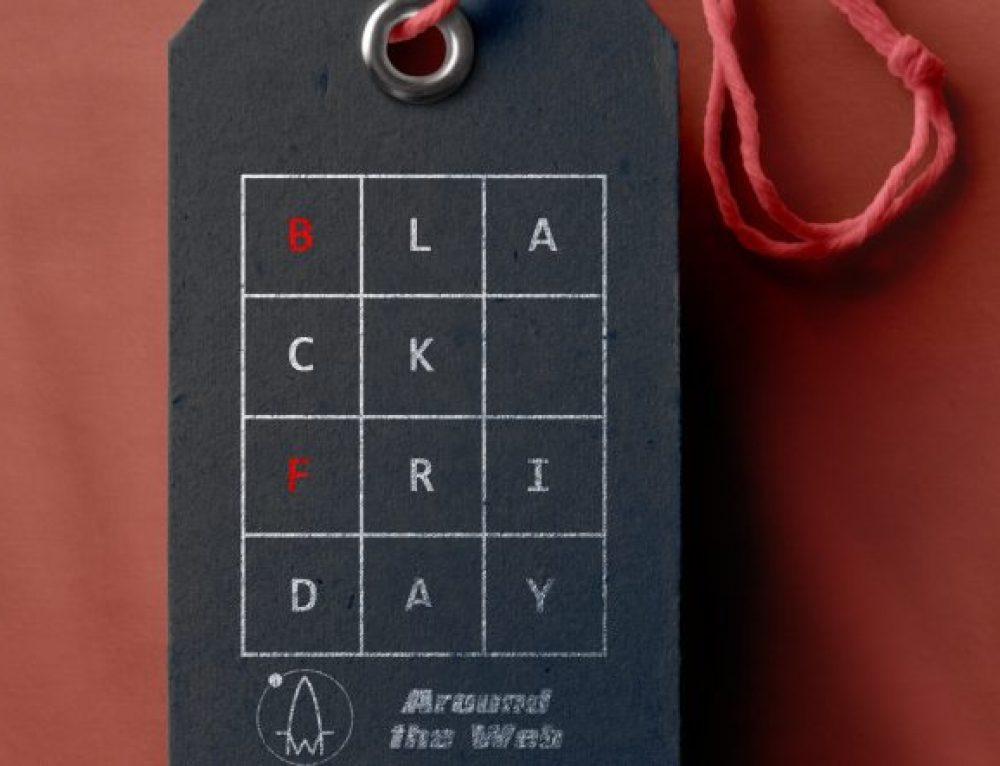 -20% sur les sites web pour le Black Friday