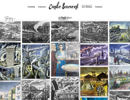 Site Web – Emile Laurent