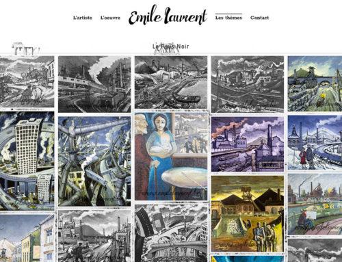 Site Web – Emile Laurent