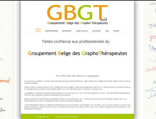 Site Web – GBGT asbl