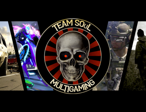 Site Web – Team Soul Multigaming