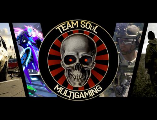 Site Web – Team Soul Multigaming